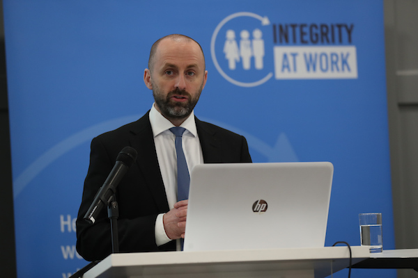 John Devitt, Chief Executive, Transparency International Ireland